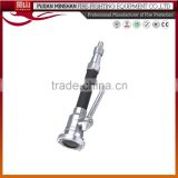 Black fine fire hydrant nozzle,water spray nozzles,fire fighting equipment nozzle