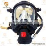 long distance radio communication and talkable mask for military and civil defence with anti fog lens - Ayonsafety