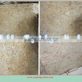 Golden crystal granite slabs wholesale from China