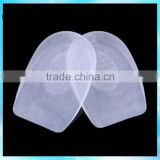 wholesale shoe soles Heel Spur Cushion, PU Gel Heel Cup, PU Gel Insole Footcare Massage Insole