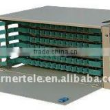 W-TEL outdoor/indoor SMC optic fiber terminal distribution cross connect ODF cabinet tray