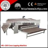 HFJ-250 Cross lapper nonwoven machinery