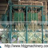 Compact wheat flour making machine, flour milling machine,complete flour mill production line