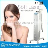 Vertical Q-Switched YAG Laser for Tattoo Removal Nevus Remval Freckle Removal Face Cleaning