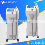 Nubway Semiconductor Painless Laser Dark Hair Reduction Laser Hair Removal Machine Diode