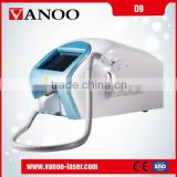 Fast removing any kind and color hair laser hair removal beauty equipment laser diode 808