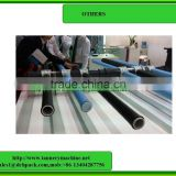 Tube bubble membrane diffuser for water treatment for environment