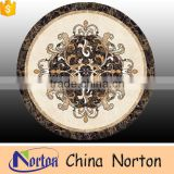 Norton Hotel lobby floor popular Chinese luxury marble medallion for sale NTMS-MM016L