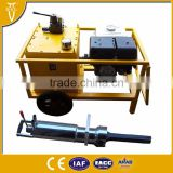 efficient feather wedge split rock machine for sale
