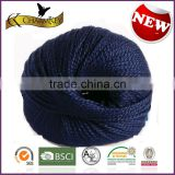 2014 for US market merino and bamboo fiber blended solid color ball yarn for top clothes