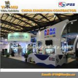Shanghai Exhibition Booth Design & Construction For Marintec China
