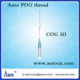 For Beauty PDO 3D Cog Thread with Blunt Cannula