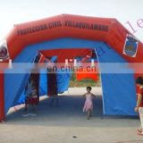Inflatable tent for sport games ,inflatable tunnel tent T028