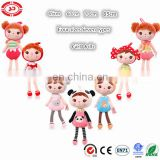 Five sizes seven type options cute fancy quality Girl Dolls