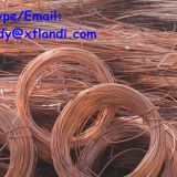 Copper scrap wire Chinese supplier high purity 99.99% copper millberry