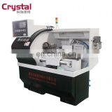 Chinese Horizontal Universal Lathe Machine Economic CNC Control Panel Lathe CK6132