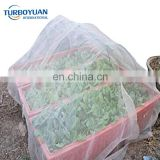 agriculture fine woven mesh bug proof nets HDPE plastic insect pest exclusion netting house