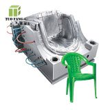 plastic chair mould Rattan design plastic chair mould