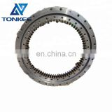 Swing circle assy SK60-5 Slewing bearing SK60 swing bearing for KOBELCO excavator