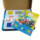 144pcs Puzzle Educational Magnetic Toy