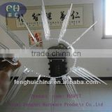 Stainess steel bird spike bird control products                                                                                                         Supplier's Choice