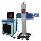 GLORYSTAR Co2 Laser Metal Tube Laser Marking Machine for botttle marking in production line