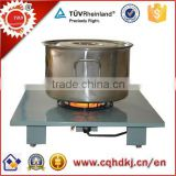 Infrared cataltic ceramic outdoor indoor patio gas heater parts with square bar table