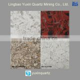 artificial rocks bar counter table quartz stone veneer