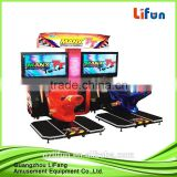 2016 new products 4d simulation ride car game machine
