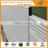 Hot! Best price metal plate holeperforated metal mesh galvanized perforated metal punching