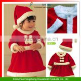 Christmas Xmas Baby Boy Girl Kids Fancy Dress Costume Claus Santa Clothes