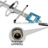 High Gain 15 DBi 1990-2170 MHz 3G Yagi Antenna For 3G Wireless Card & Routers with RP SMA Plug Connector