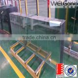 12mm thick toughened glass for door with competitive pirce
