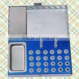 DL-5014 Implant Tool Box, Dental Surgical Tool Box/Dental Tools Best sale/Dental Instruments Dental Consumables