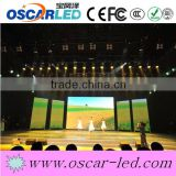 lightweight indoor led display for stage /parties 32x32 rental led display dot matrix P6 rental led display