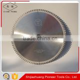 Woodworking sliding table precise cutting circular tipps saw blade industrial blade