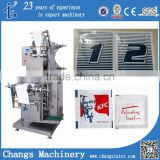 ZJB series wet tissues paper suppliers packing machine of equipment packaging manufacturer