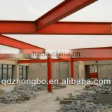 H beam construction steel structure frame use