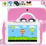 Hot Sale Generic 4.3 inch Kids Android Tablet 512MB 4GB Kids Tablet Dual Core Wifi Handheld Tablet PC for Children