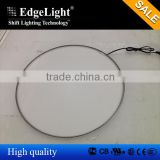Edgelight aluminous tailor made round LGP slim light box Panel led light lgp panel high quality LGP,top-level aluminium sash