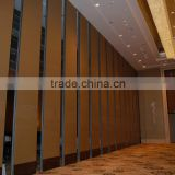 china manufacturer aluminium folding partition wall for convention&exhibition centre