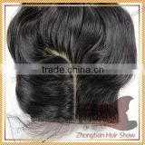 "7A 4""X4"" Silk Base Closure Virgin Brazilian Hair Closure Cheap Lace front Closure"