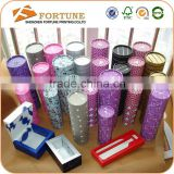 Durable paper match tube for pencils,round paper pencils tube,gift&craft box