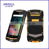 RS232 12pin usb UART Rugged smartphone Slim Body Design Big Battery Capacity 5inch Screen Android 4G Mobile Phone