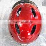 2014 New Design Plastic Baseball Helmet