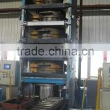 Rubber Tread Vulcanizing Machine / Old Tyre Retreading Machine