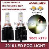 led h4 motorcycle headlight , h4 led high low 6400lm led foglight , whole sale h4 led