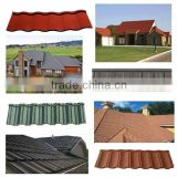 New Style Construction Synthetic Thatch Roofing / Roof Tiles Price