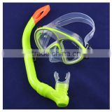 scuba diving equipment diving set for kids, child diving mask and snorkel, kids mask snorkel