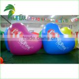 Inflatable Heart Shape Advertising Balloon / Inflatable PVC Heart Balloon / Customized Inflatable Balloon